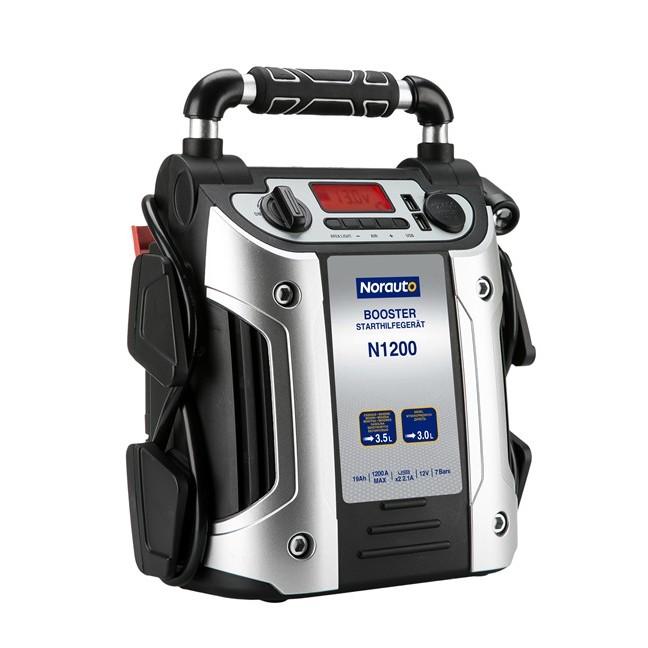 Urządzenie Rozruchowe Booster Norauto N1200 19 Ah 12 V
