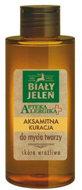 Pollena Apteka Alergika Aksamitna kuracja do mycia twarzy 150ml 1234593826