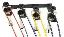 Łańcuszkowy system zawieszania teł na 4 tła C31D-76189