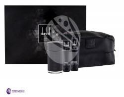Dunhill SET Icon Elite M) edp 100ml+ sg 90ml+ asb 90ml+ kosmetyczka