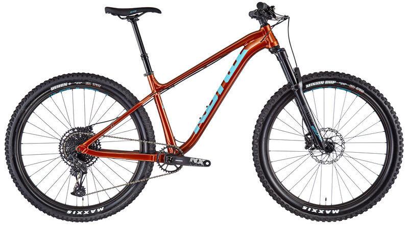 Kona Big Honzo DL, rust orange S 37cm (27.5+