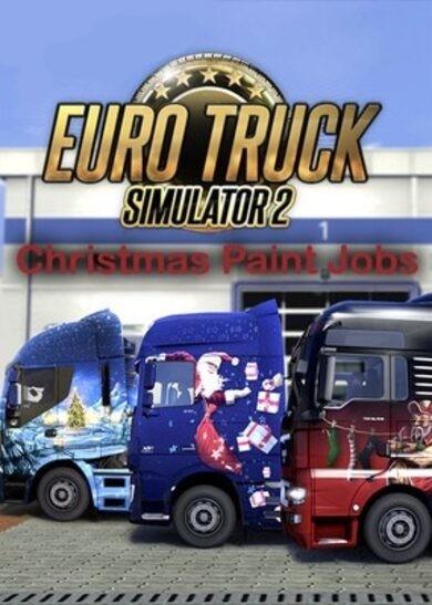 Euro Truck Simulator 2 Christmas Paint Jobs Pack DLC STEAM