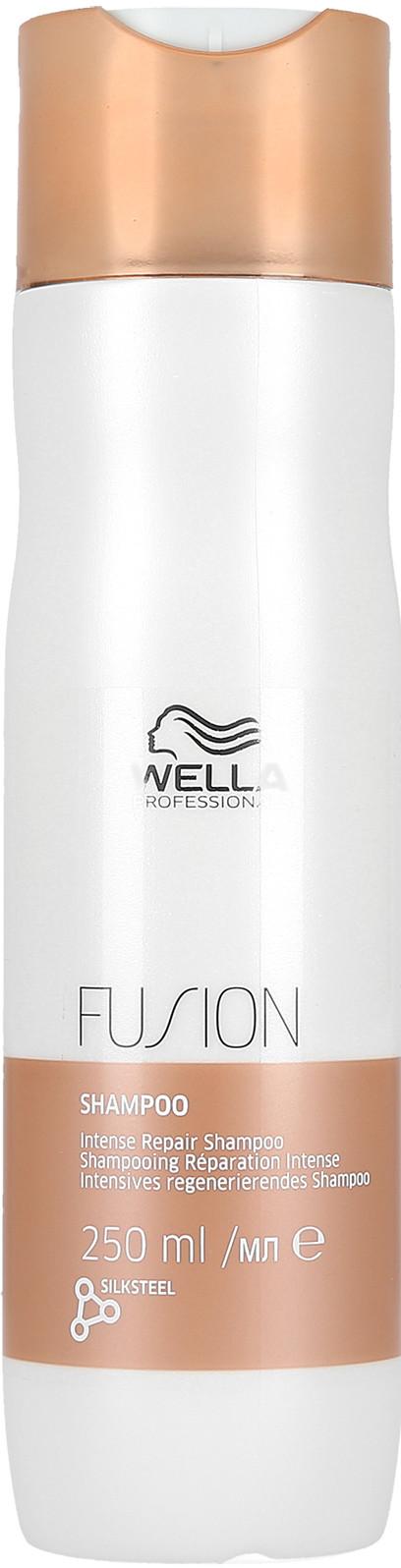 Wella Professionals PROFESSIONALS FUSION Intense Repair Szampon odbudowujący 250ml 0000056002