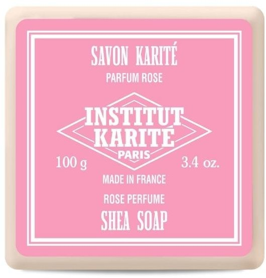 Institut Karité Paris Institut Karité Paris Róża Mydło w kostce 100g