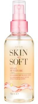 Avon Skin So Soft arganowy olejek do ciała 150 ml