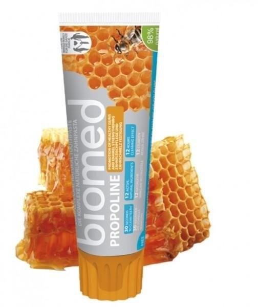 Lbiotica Propoline Complete Care Natural Toothpaste wzmacniająca szkliwo pasta do zębów 100g 71788-uniw