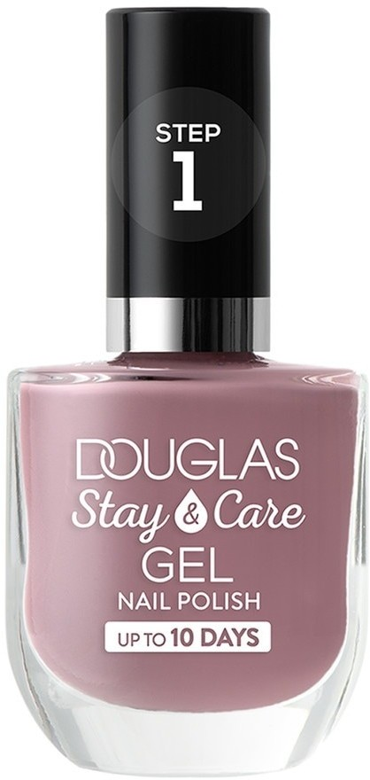 Douglas Collection Collection Nr.6 Ready For Adventure Stay & Care Gel Nail Polish Lakier do paznokci 10ml