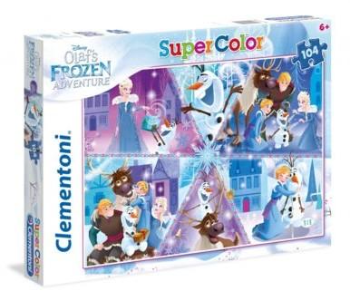Clementoni Puzzle 104 Olaf