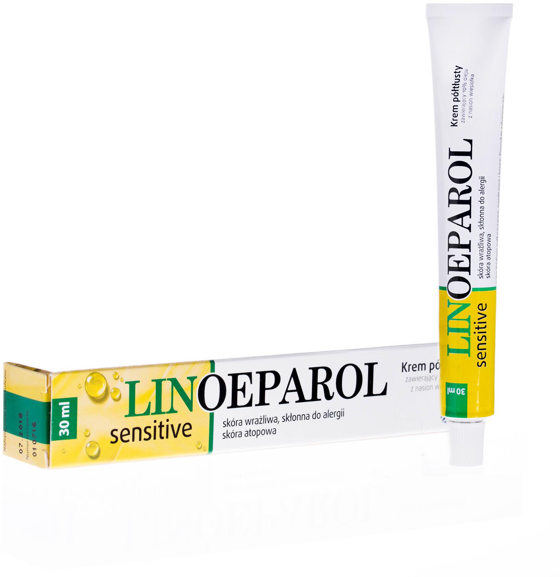 Adamed LINOEPAROL Sensitive Krem 30ml