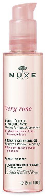 Nuxe NUXE Very Rose Delikatny Olejek do Demakijażu 150ml NUXE-2067