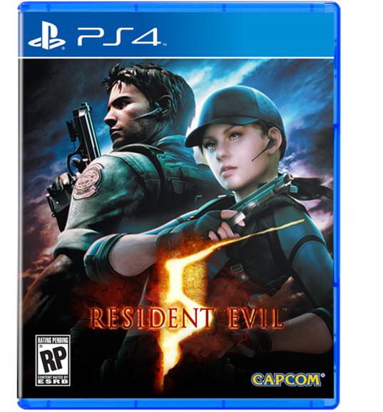 Resident Evil 5 HD (GRA PS4)