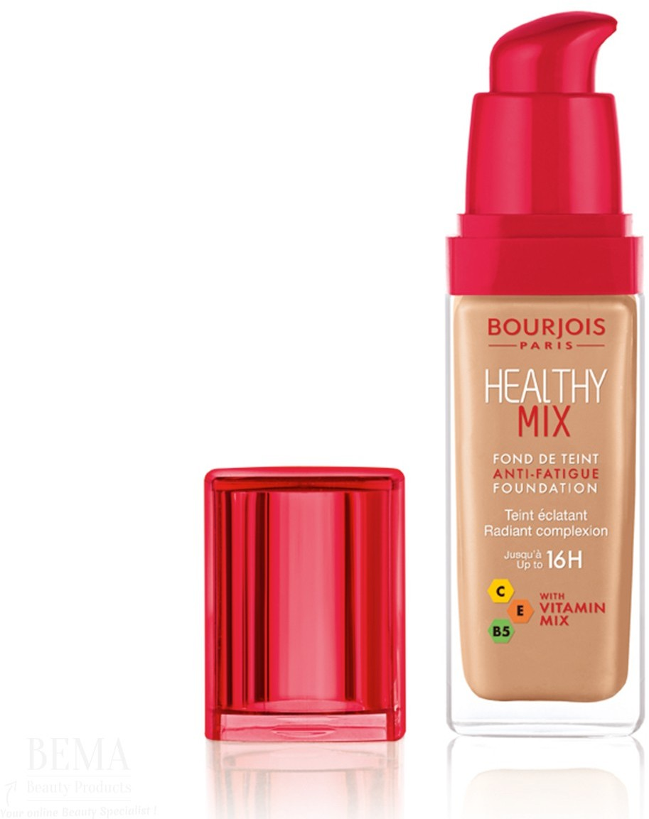 Bourjois Healthy Mix Anti-Fatigue Podkład rozświetlający 56 Light Bronze 30ml