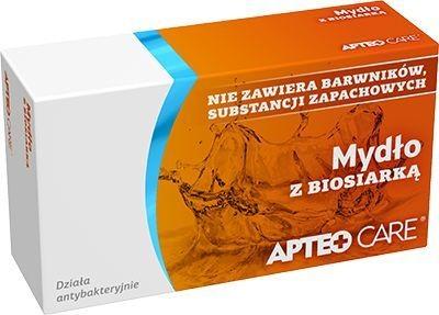 SYNOPTIS PHARMA Mydło z biosiarką APTEO CARE 100g