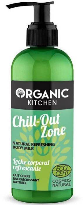 Organic KITCHEN Odświeżające Mleczko do Ciała CHill Out, Kitchen, 260ml