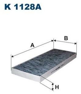 FILTRON Filtr kabinowy K1128A