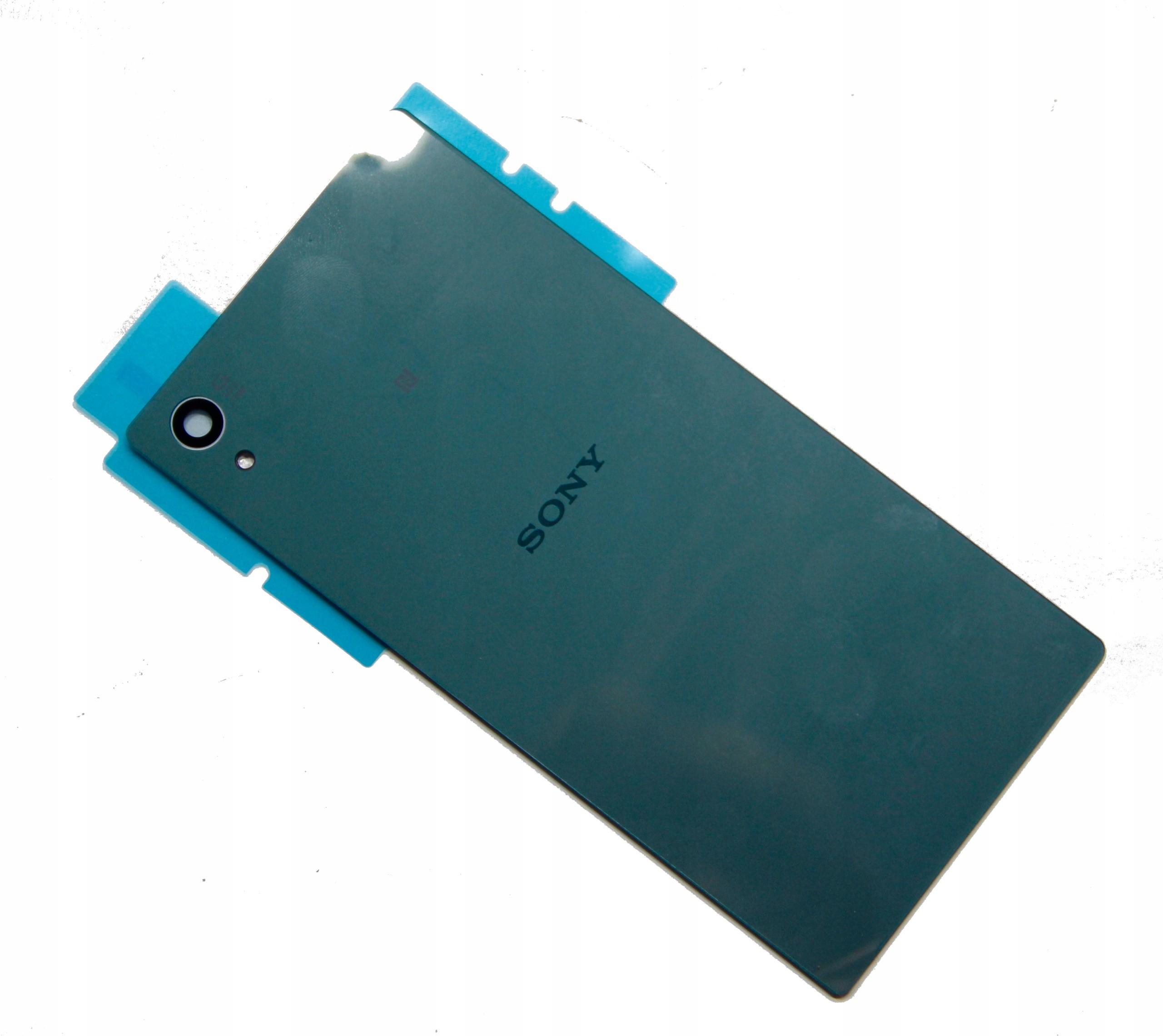 Sony Nowa Obudowa Baterii Xperia Z5 Dual Zielona