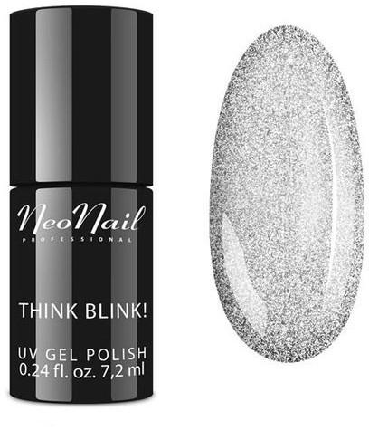 Neonail 6312-7 Lakier hybrydowy Glitter 7,2ml Twinkle White