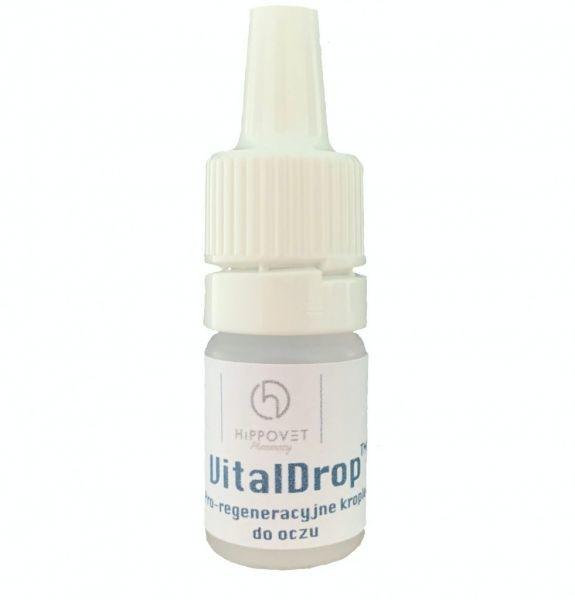 HippoVet St hippolyt VitalDrop regeneracyjne krople do oczu 5 ml