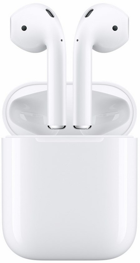 Apple AirPods Białe
