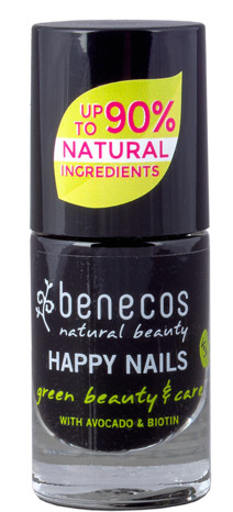 Benecos Lakier do paznokci LICORICE 5 ml 122 95080