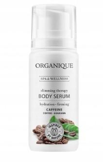 Organique Kawa wyszczuplające serum do ciała