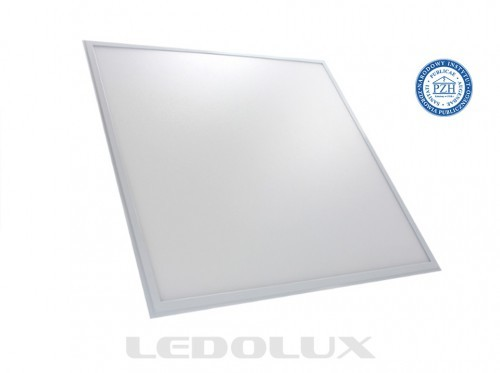 LEDOLUX Panel sufitowy LED 45W LEDOLUX SQR 60 x 60 cm Panel LED SQR 45 W