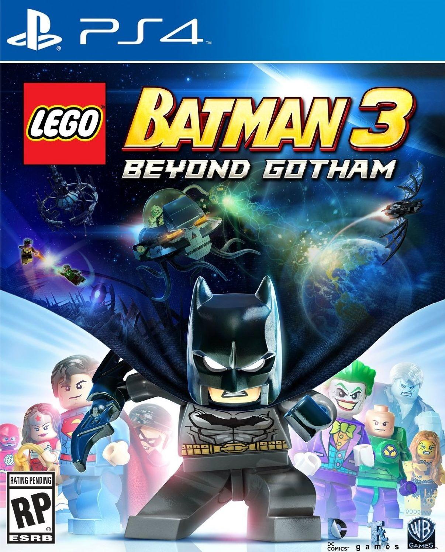 Batman 3: Poza Gotham (GRA PS4)