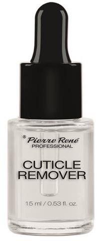 Pierre Rene Cuticle Remover preparat zmiękczający skórki w zakraplaczu 15ml 59384-uniw