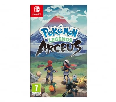 Pokémon Legends Arceus (GRA NINTENDO SWITCH)