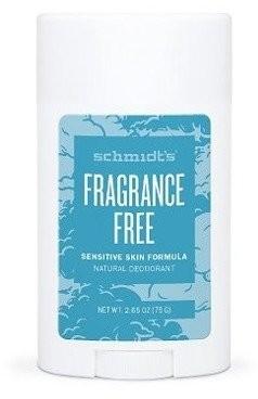 SCHMIDT'S  NATURALS Dezodorant w sztyfcie neutralny zapachowo sensitive 75 g