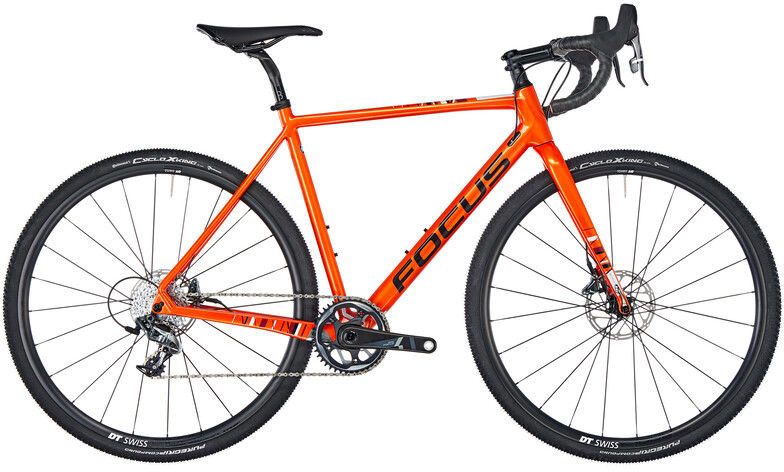 Focus Mares 9.9, orange M 54cm (28