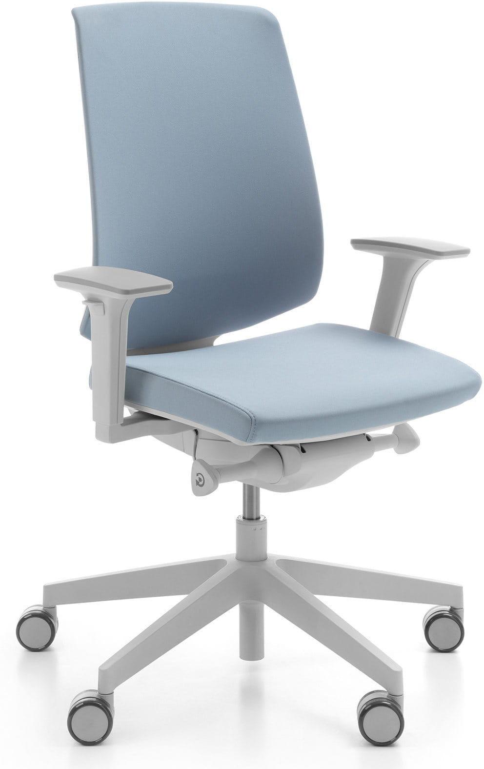 ProfiM Krzesło ergonomiczne LightUp jasnoszary LU 230J
