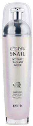 Skin79 Golden Snail Intensive Radiant Toner Tonik rozjaśniający do twarzy 130ml 52701-uniw