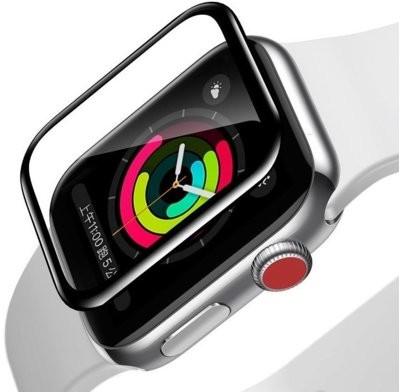 BASEUS Szkło hartowane do Apple Watch 44 mm)