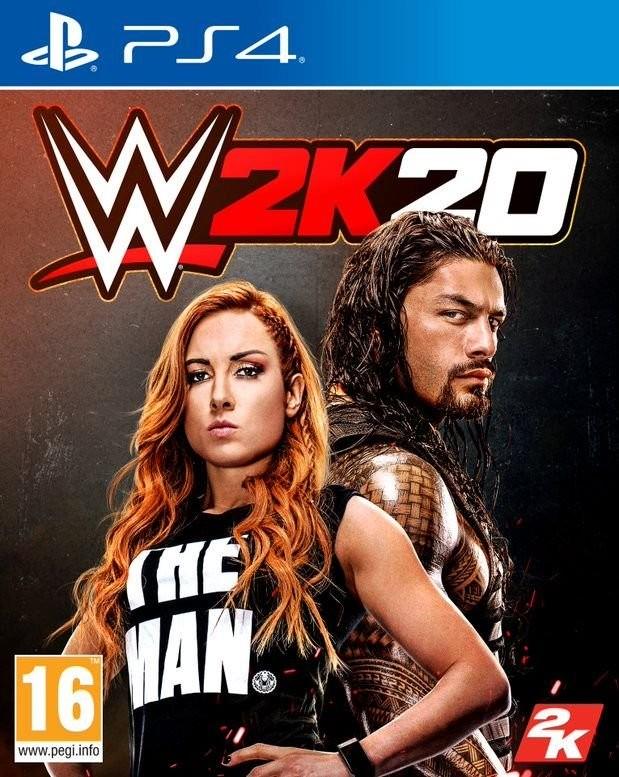 WWE 2K20 (GRA PS4)