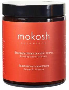 Mokosh Balsam brązujący Pomarańcza z cynamonem, Mokosh, 180 ml MOKOSH30