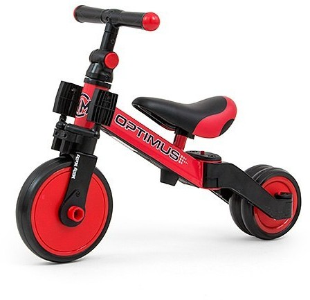 Milly Mally 3w1 Optimus czerwony