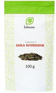 Intenson Zioła Szwedzkie susz 100g IN095