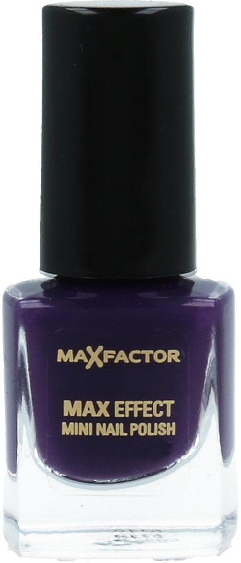 Max Factor Mini Nail Polish Mini Lakier Do Paznokci 51 Purple Twilight 96076095