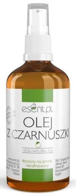 Esent Esent Olej z czarnuszki 50ml ES01-0038