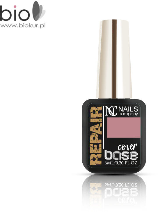 NAILS COMPANY NOWOŚĆ! Repair Base Cover Nails Company 6 ml