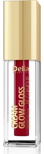 Delia Be Glamour Cream Glow Gloss liquid lipstick Płynna pomadka do ust 505 5g 48249-uniw