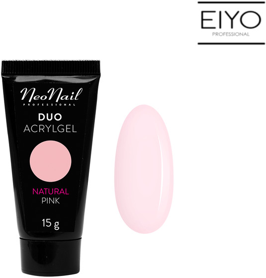 Neonail Duo Acrylgel NATURAL PINK 15 g 6103-1