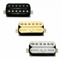 MEC Mec Modern Bridge Humbucker Open Bobbin Black przetwornik gitarowy