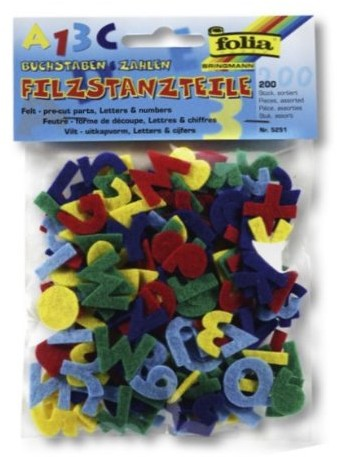 Folia Bringmann Folia 5251elementy części tłoczonych
