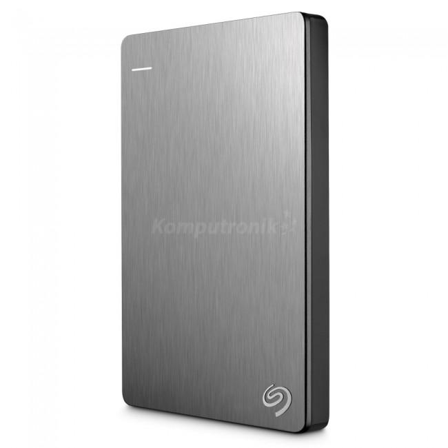 Seagate Backup Plus Slim 2TB srebrny (STDR2000201B)