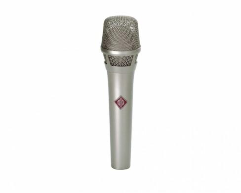 Neumann KMS 104 - Mikrofon wokalowy, kardioida, niklowy