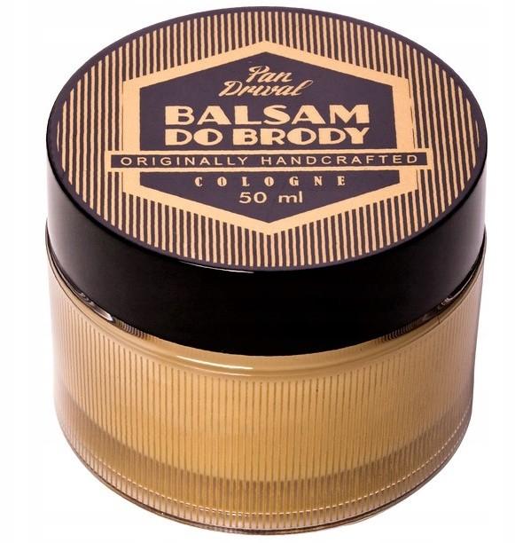 Pan Drwal Balsam do brody Cologne 50ml