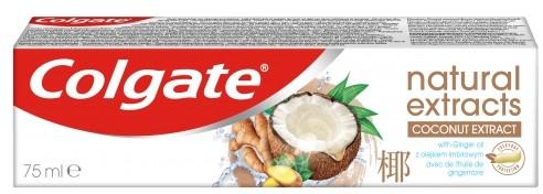 Colgate Palmolive NATURAL KOKOS & IMBIR pasta do zębów 75ml CP-COL-0012