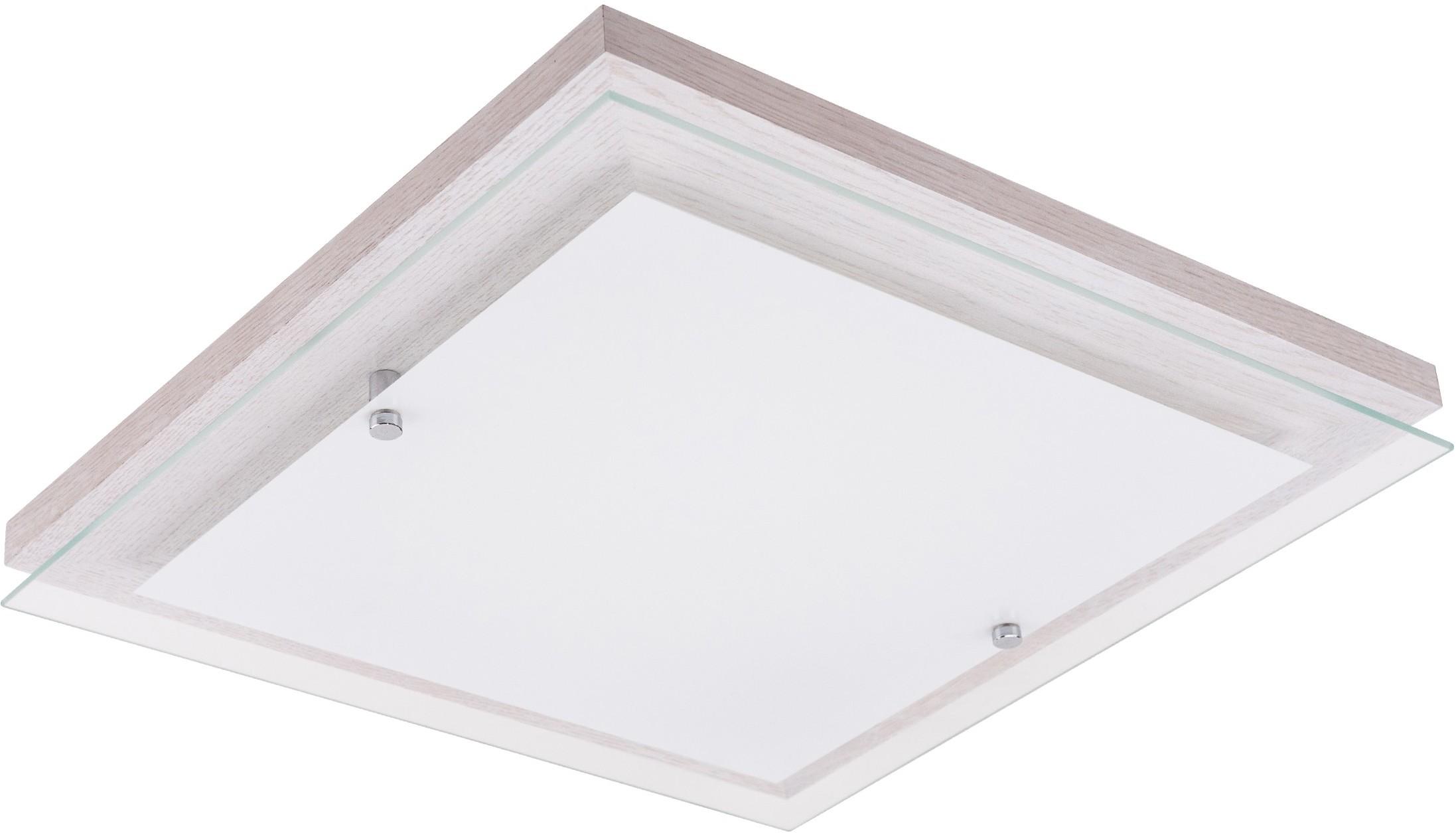 Spotlight FINN plafon LED 14W z funkcją ściemniania dąb bielony 4122932